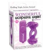 Wonderful Wabbit- Fjólublá
