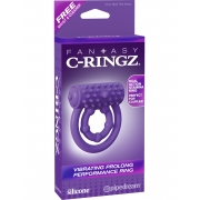 Vibrating Prolong Performance Ring